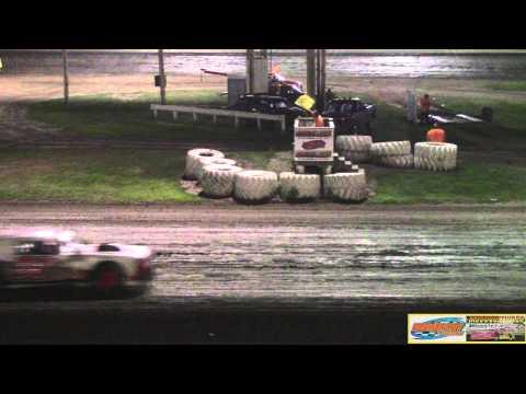 Farmer City Raceway Street Stock Feature 8 14 15