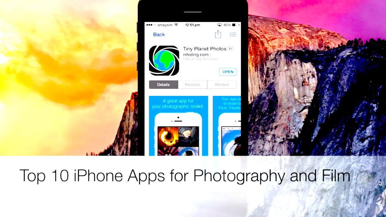 top 10 apps for iphone top 10 must iphone apps for photography and how 2448