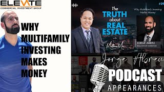 Matthew Ma - The Truth About Real Estate Podcast with Jorge Abreu