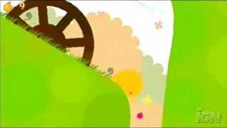 Locoroco Gameplay from IGN