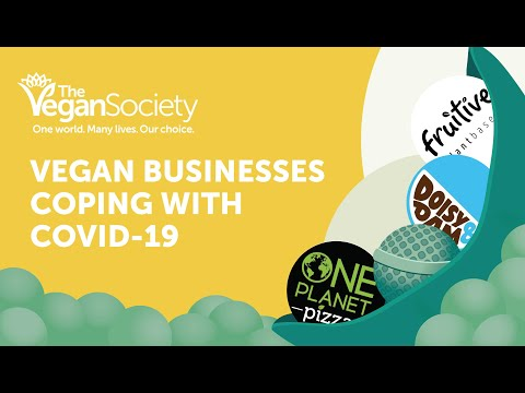 The Vegan Pod Episode 1: How Vegan Businesses Have Coped with the Challenges of Covid-19