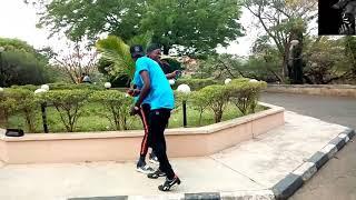 Joe El & yemi alade - Celebrate || afro dance 2018 || Goldlance Entertainment || viral video