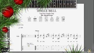 Jingle Bell (Christmas Carol) | Sungha Jung | Guitar Fingerstyle (Full Tab)