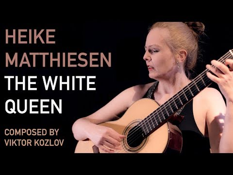Heike Matthiesen: Victor Kozlov - The white queen