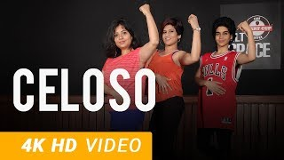 Cool-down Salsa Dance Fitness Choreography by Vijaya Tupurani | Celoso by Lele Pons