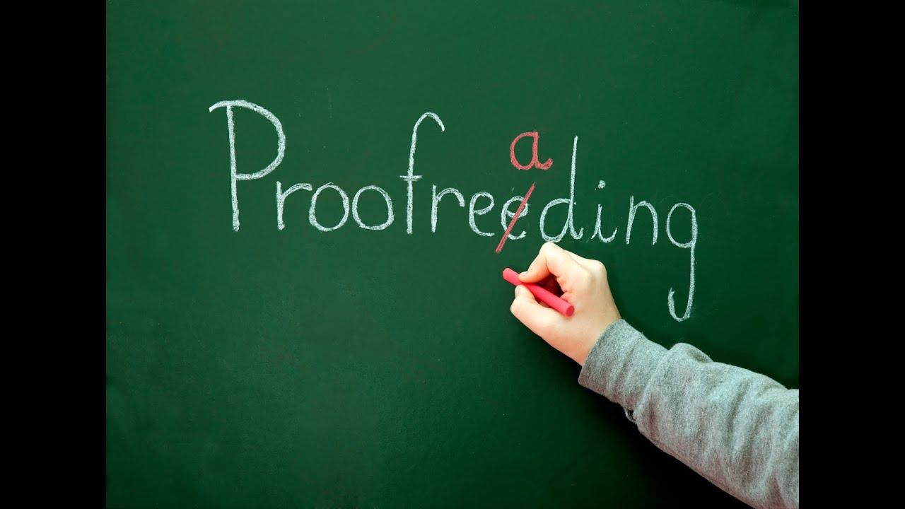 Prove reading