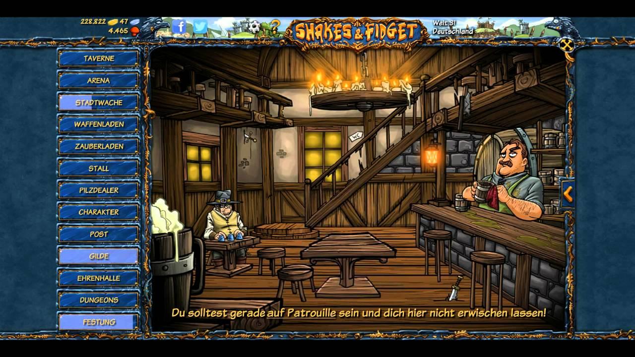 Shakes And Fidget Pet