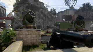 Call of Duty®: WWII Gibraltar Multiplayer Map Flythrough