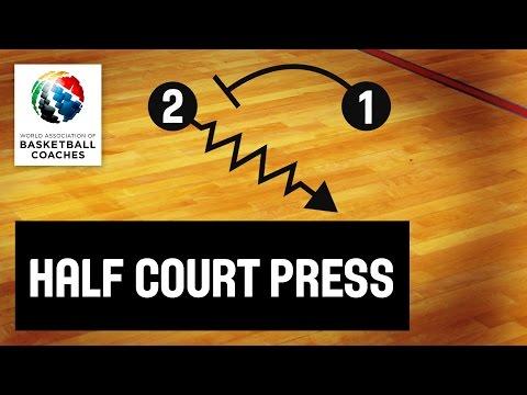 Basketball Coach Marissa Fillipou - Half Court Press