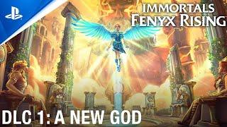 Immortals Fenyx Rising - A New God DLC 1 Trailer | PS5, PS4