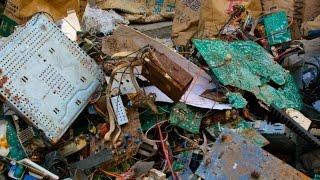 Китай: как сократить электронные отходы