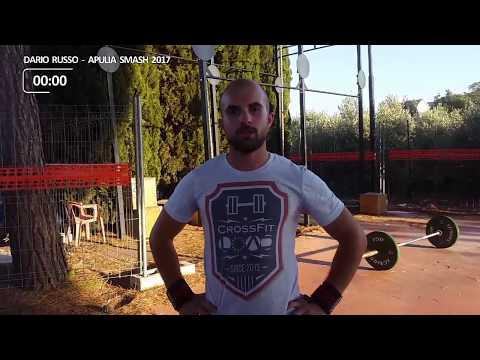 Dario Russo Apulia Smash 2017 qualifier