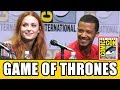 Download mp3 Game of Thrones Cast Reveal Who They Wish Hadn't Been Killed - Season 7 Comic Con Panel for free