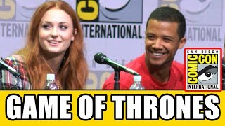 Download Game of Thrones Cast Reveal Who They Wish Hadn't Been Killed - Season 7 Comic Con Panel Mp3 and Videos