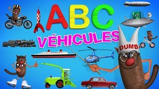 Foufou - L'Alphabet Des Véhicules pour les enfants (Learn the Alphabet with Vehicles for kids) 4k
