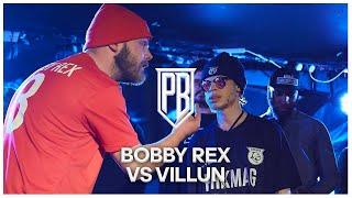 Villun Vs Bobby Rex | Premier Battles | Rap Battle
