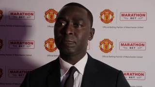 Andy Cole - Wayne Rooneys been Uniteds best player for the past 3 years...