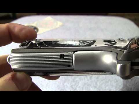Worst 1911 Grips Ever Made!!!!