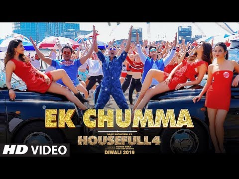 Ek Chumma Video Song - Housefull 4