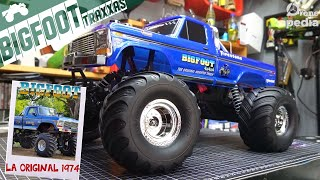 BIGFOOT No. 1 DE TRAXXAS, LA PRIMER MONSTER TRUCK DEL MUNDO | DRONEPEDIA