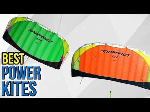 7 Best Power Kites 2017