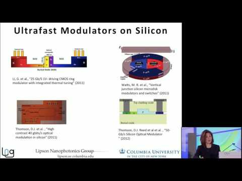 FiO/LS 2016 Plenary - JTh1A.1 - Next Generation Silicon Photonics