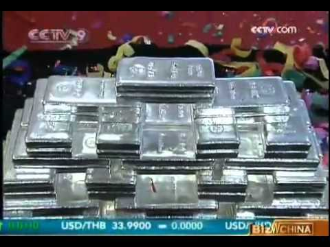 Sell Your Gold For Cash? The Chinese Are BUYING Silver!