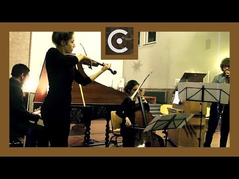 Ballo del GranDuca (Giovanni Battista Buonamente) - Castello Consort (live)