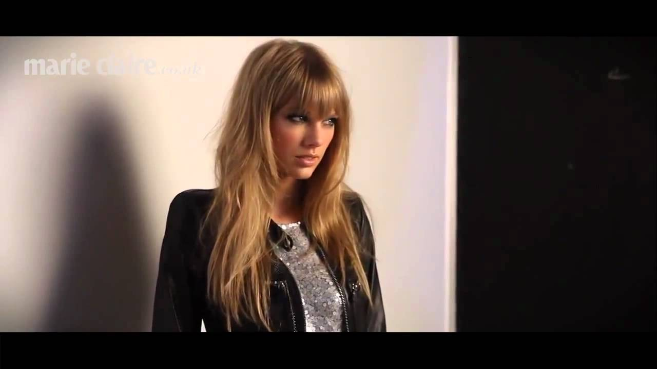 Taylor Swift - Marie Claire UK Photoshoot Behind-The-Scene - HD
