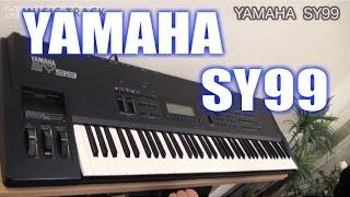 YAMAHA SY99 Demo&Review [English Captions]
