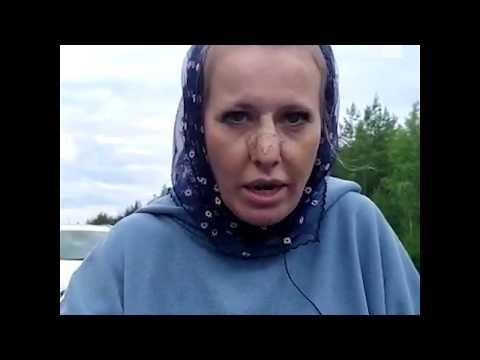 Ксения Собчак рассказала, что произошло в Среднеуральском монастыре