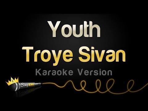 Troye Sivan Youth Karaoke Version Youtube
