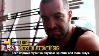CrossFit Rivne: Pray. Give. Go