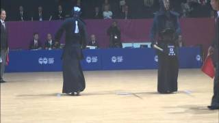 8th Dan Semi-final Park vs Furukawa