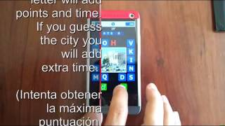 City Box (Android Word Games)