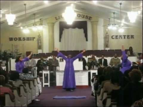 Mighty God- Deitrick Haddon Ministered by Bodies in Praise