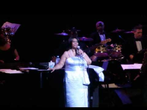 Aretha Franklin Pledging my Love/The Clock