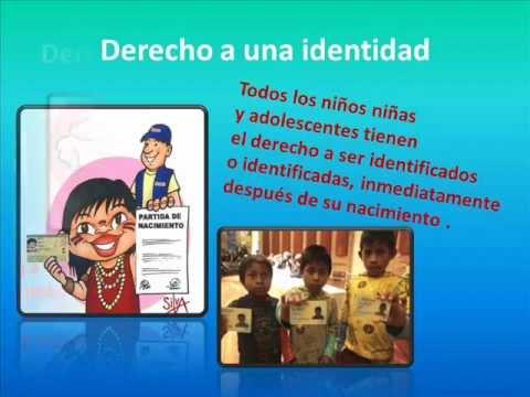 Derechos y deberes de los ni os ni as y adolescentes for Derechos de los jovenes