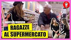 Le Donne al Supermercato - [Candid Camera] - feat Angelica Massera - theShow