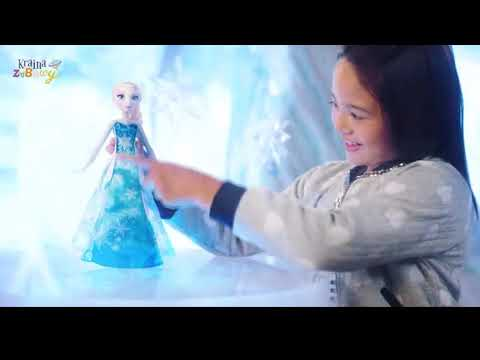 Hasbro Disney Frozen Kraina Lodu - Elsa w muzycznej sukni C0455 - www.krainazabawy.pl