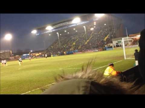 Lincoln City FC V Brighton & Hove Albion - FA CUP 4TH ROUND 28/01/17