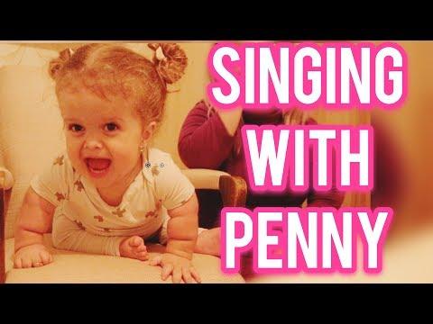 Singing with Penny - Vlog 113 - Mini Mama  -