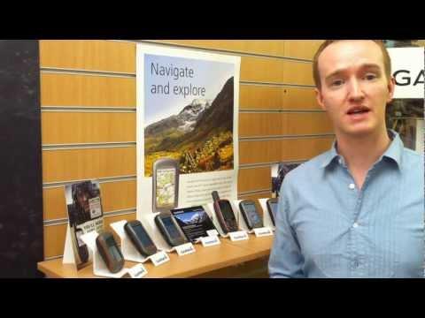 Garmin Handheld GPS Comparison & Review (with Dakota 20, Oregon 450, 450T, 550, 550T & GPSMAP 62s)