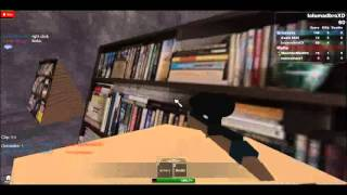 ROBLOX Shootout: I'm owning and I know it