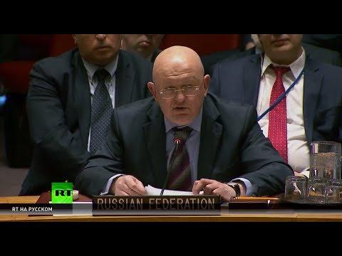 Обвинения без расследования: как прошло экстренное заседание СБ ООН по делу Скрипаля