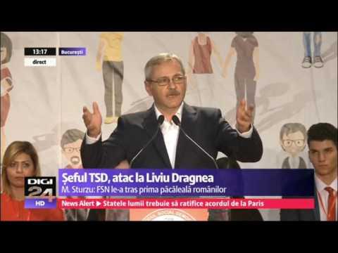 Liviu Dragnea - Șefu la bani