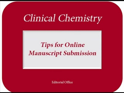 Clinical Anatomy Journal Author Guidelines