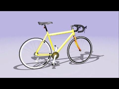 La bicicleta de ruta
