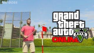 GTA 5 Online: Secret Weapons - Golf Club Location (GTA V)