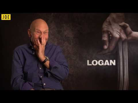 Thumbnail: Patrick Stewart chats Logan, Extras & reveals his favourite ever X-Men scene
